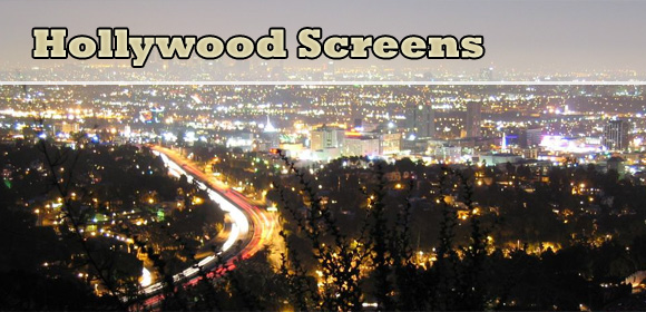 Hollywood Screens Logo